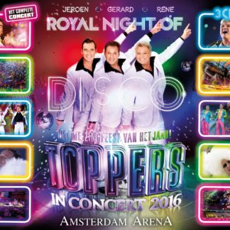 toppers in concert 3cd 2016