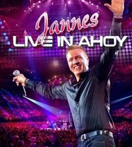Jannes Live in Ahoy DVD