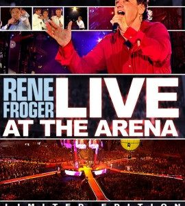rene froger live at the arena