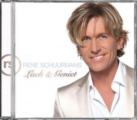 Rene Schuurmans Lach en Geniet CD
