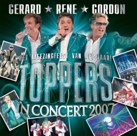 Toppers in concert CD 2007
