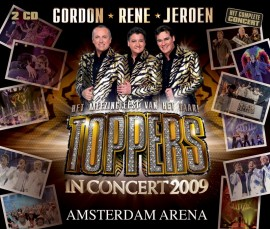 Toppers in Concert CD 2009
