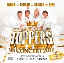 toppers in concert cd 2011