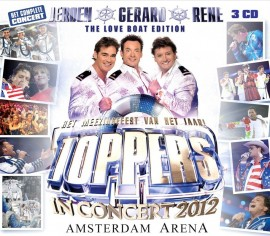toppers in concert cd 2012