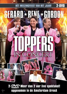 toppers in concert dvd 2005