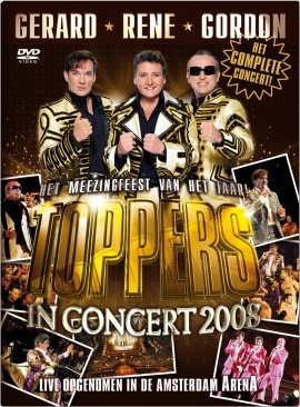 Toppers in concert DVD 2008