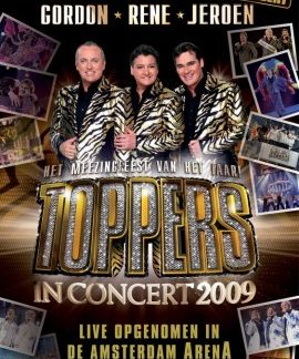 Toppers in Concert DVD 2009