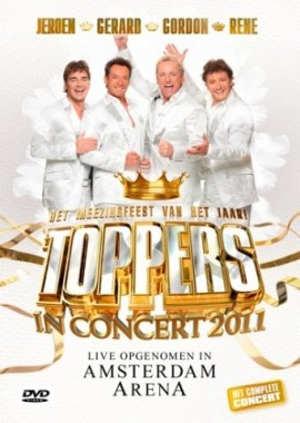 toppers in concert dvd 2011