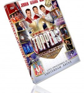 toppers in concert 2dvd 2014