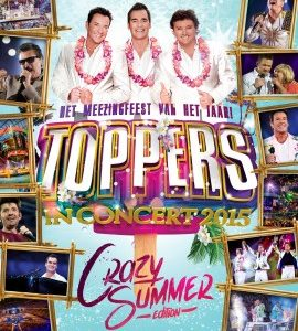 toppers in concert 2dvd 2015
