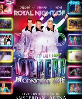 toppers in concert 2dvd 2016