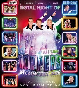 Toppers in Concert DVD 2016 Blu Ray
