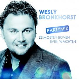 Wesly Bronkhorst - Ze moeten boven even wachten.