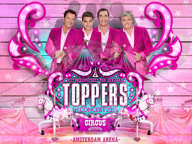 ticketpoint toppers in concert 2018 bestel nu de dvd