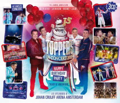 Toppers in Concert 2019 2DVD