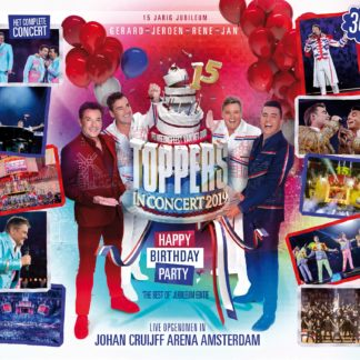 Toppers in Concert 2019 CD