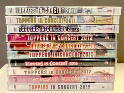 Toppers in Concert DVD 660X495