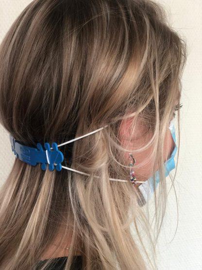 Mondmasker 'mask' straps