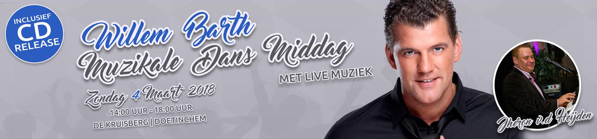 1920x450 Willem Barth Muzikale Dansmiddag