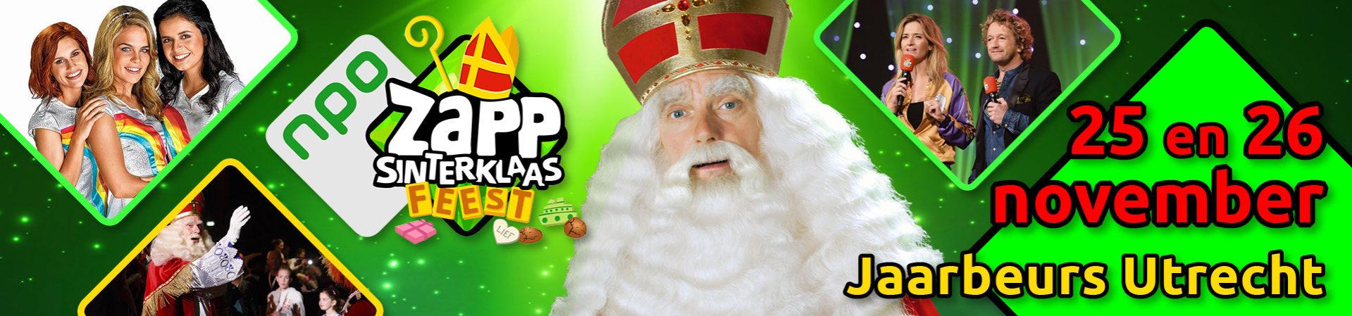 ZAPP Sinterklaasfeest 1920x450