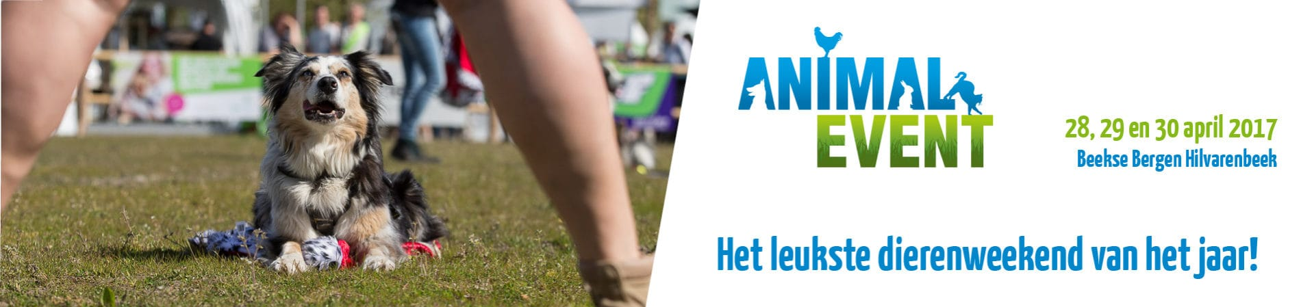 Animal Event 2017 Beekse Bergen Ticketpoint
