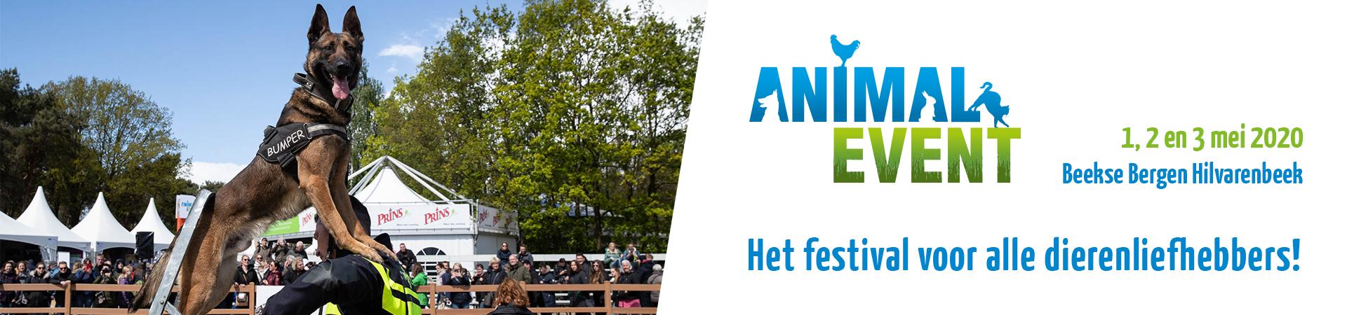 Kaartverkoop Animal Event 2020 Ticketpoint