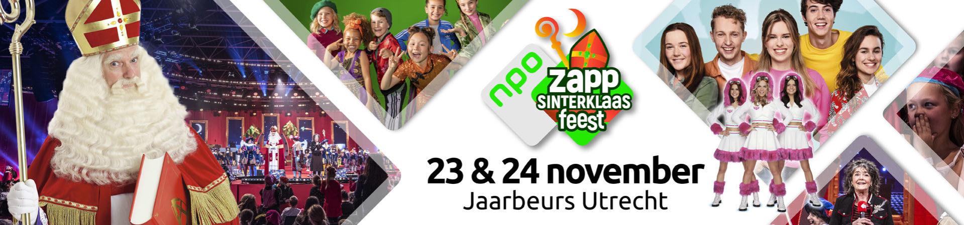 Ticketverkoop ZAPP Sinterklaas 2019