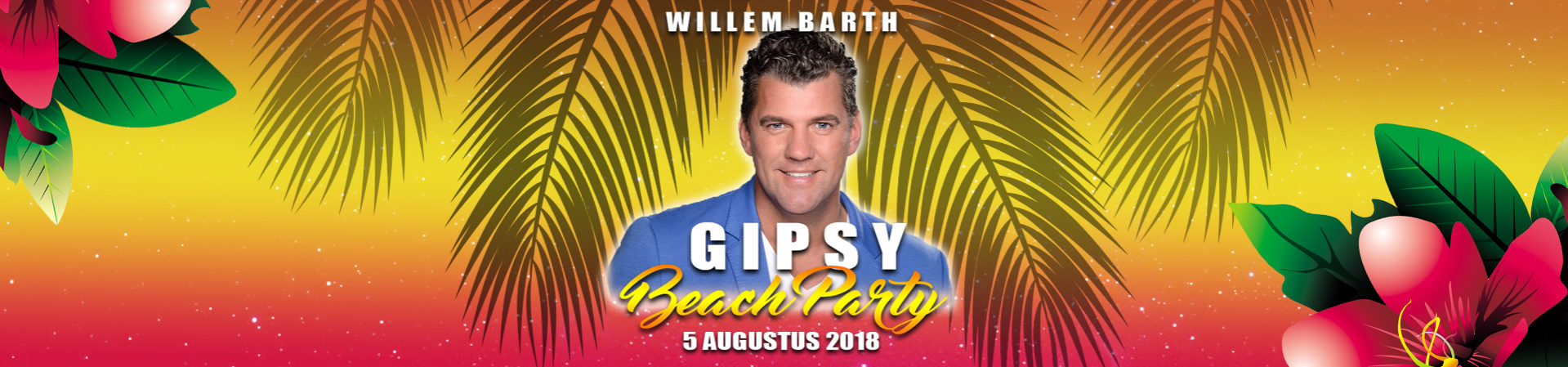 Willem Barth Gipsy Summer Party 2018
