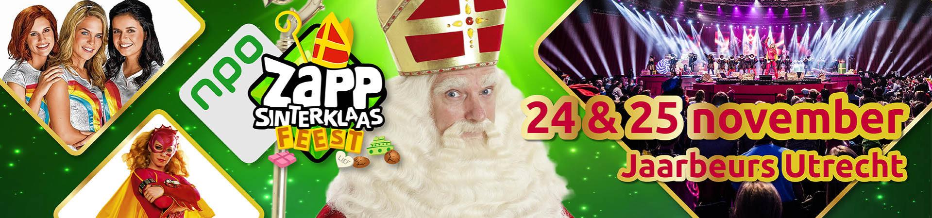 ZAPP Sinterklaasfeest 2018 1920x450