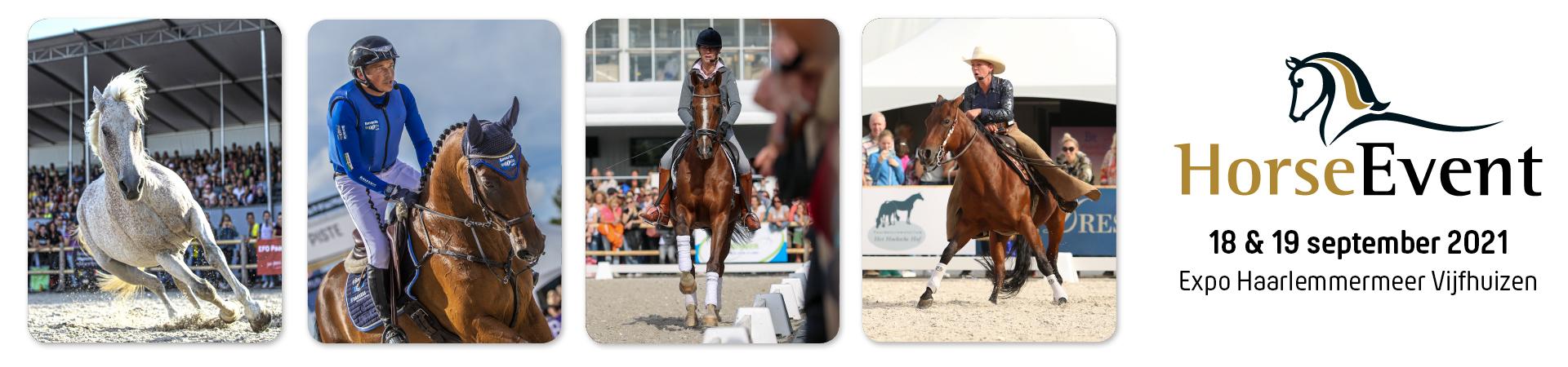 Horse Event 2021 online ticketverkoop