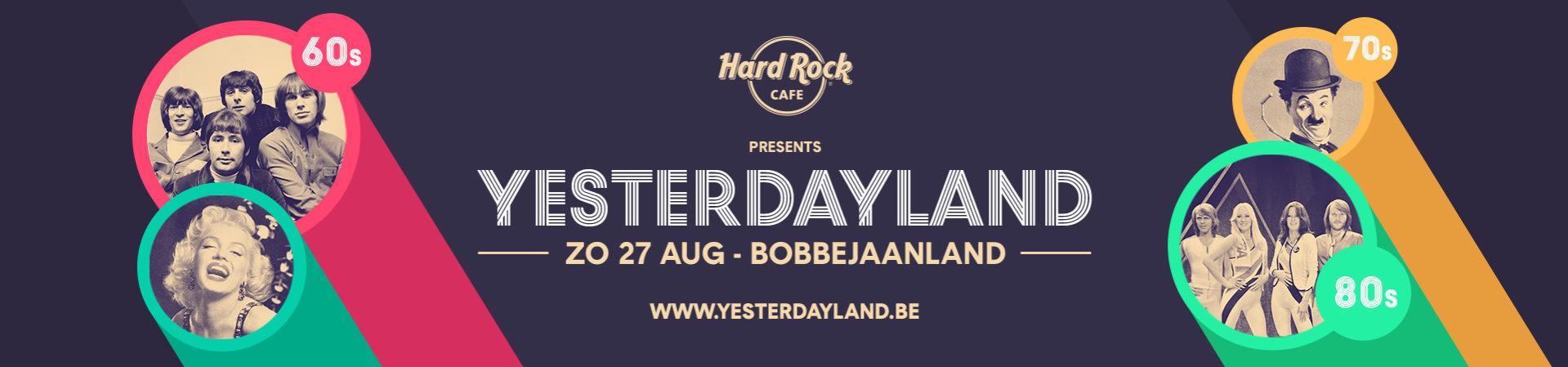 Yesterdayland Bobbejaanland Ticketpoint