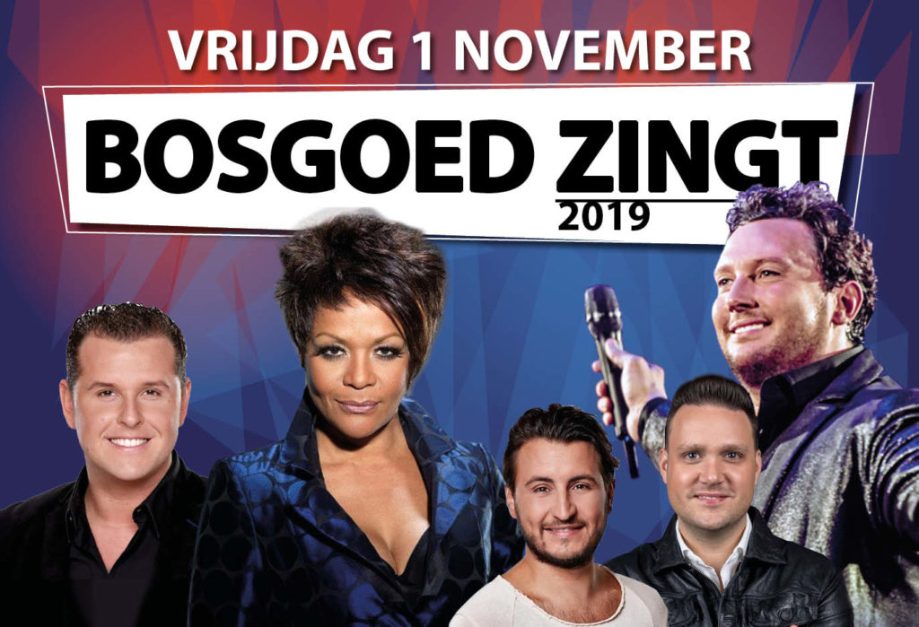 Bosgoed zingt Hollands 2019