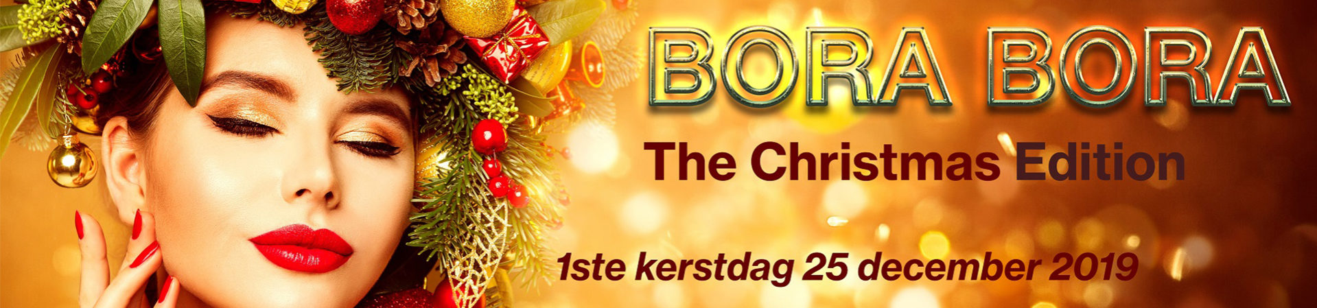Tickets Bora Bora Christmas