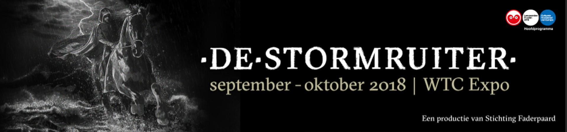De Stormruiter 1920x450