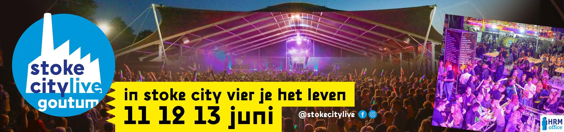 Stoke City Live 2020 Ticketpoint