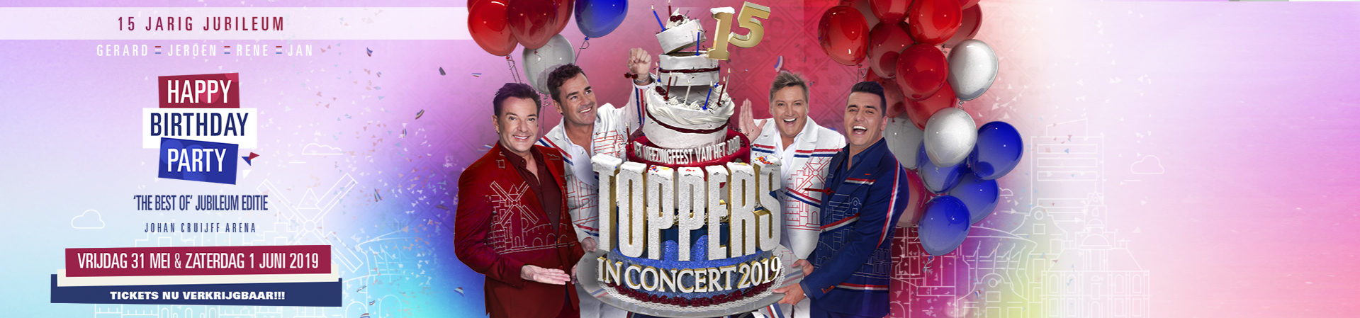 Toppers in Concert 2019 1920x450