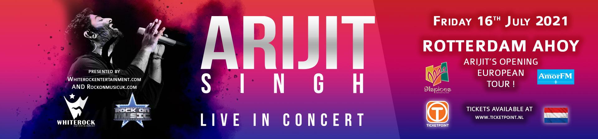 Arijit Singh Live in Concert 2021