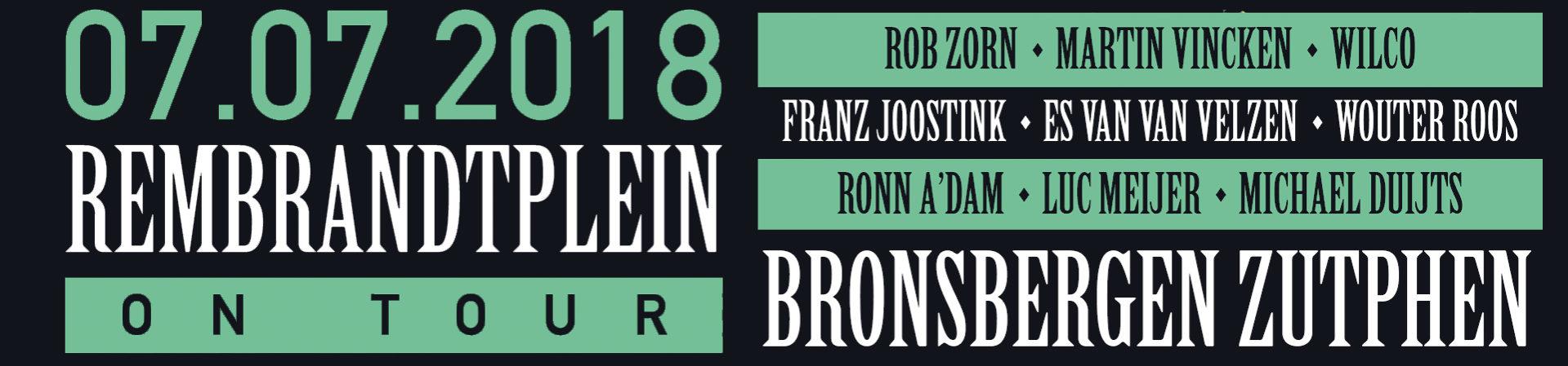 Rembrandtplein On Tour 1920x450