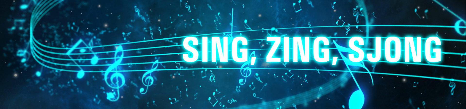 Sing, Zing, Sjong 1920x450