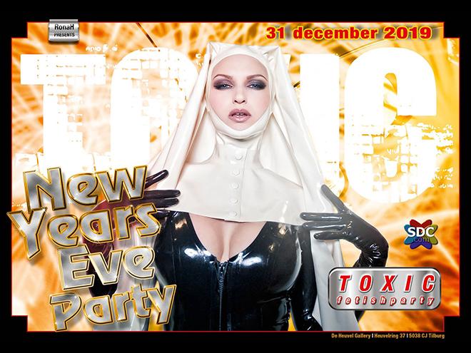 Toxic NYE 2019 Homepage Ticketpoint