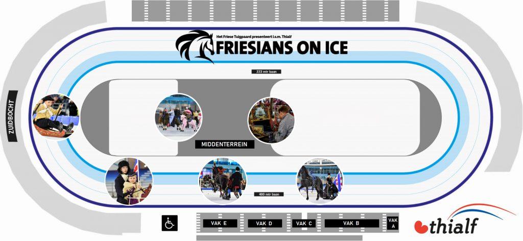 Friesians on Ice tickets