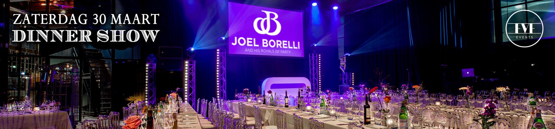 Dinnershow Borelli 1920X450