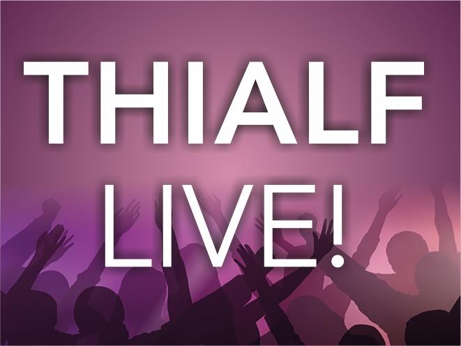 Online tickets Thialf Live 2020