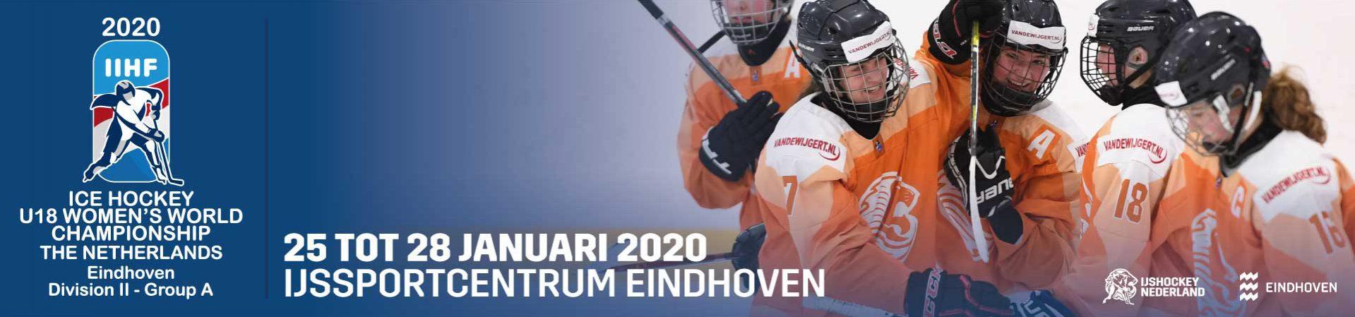 WK Ijshockey Dames U18