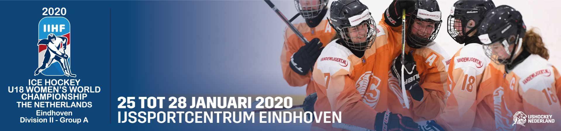 WK IJshockey Dames U18 Ticketverkoop