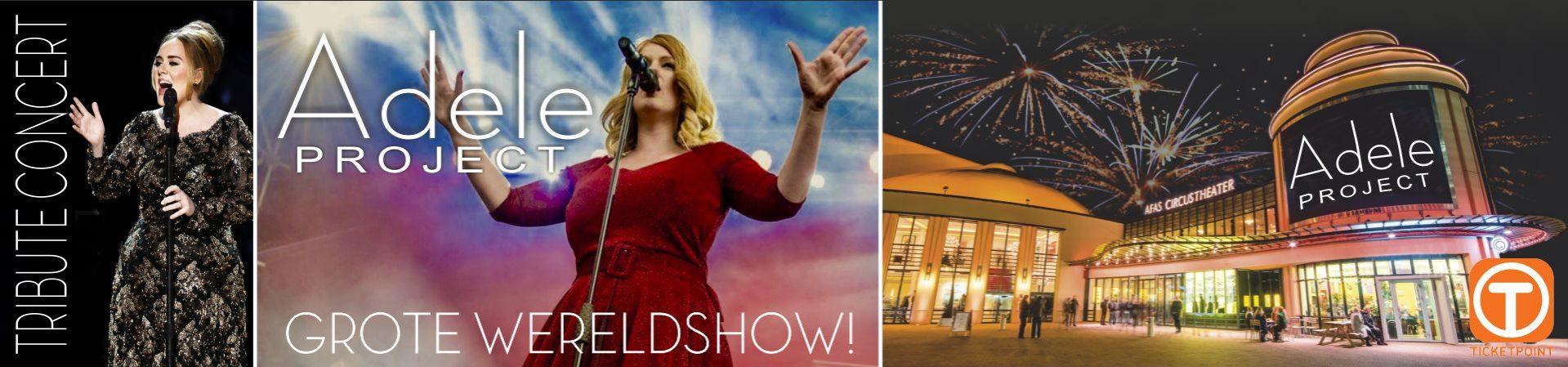Tickets Adele Project 2020 Scheveningen