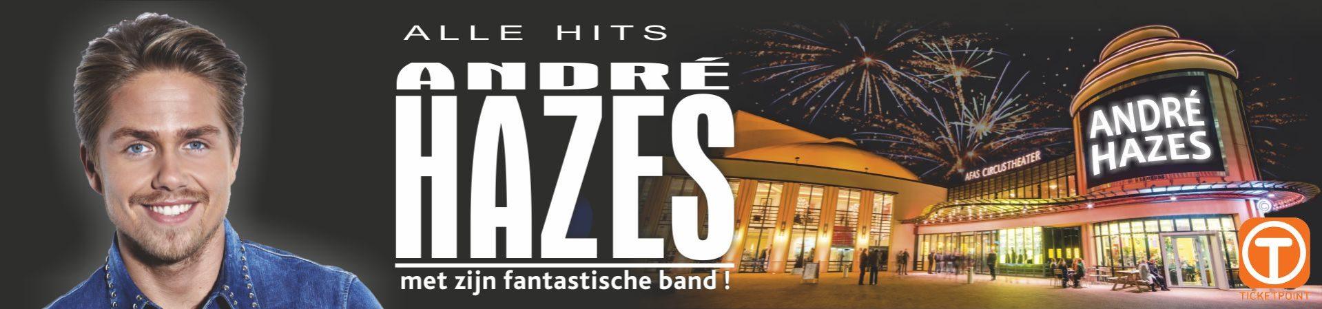 Tickets Andre Hazes Scheveningen 2020
