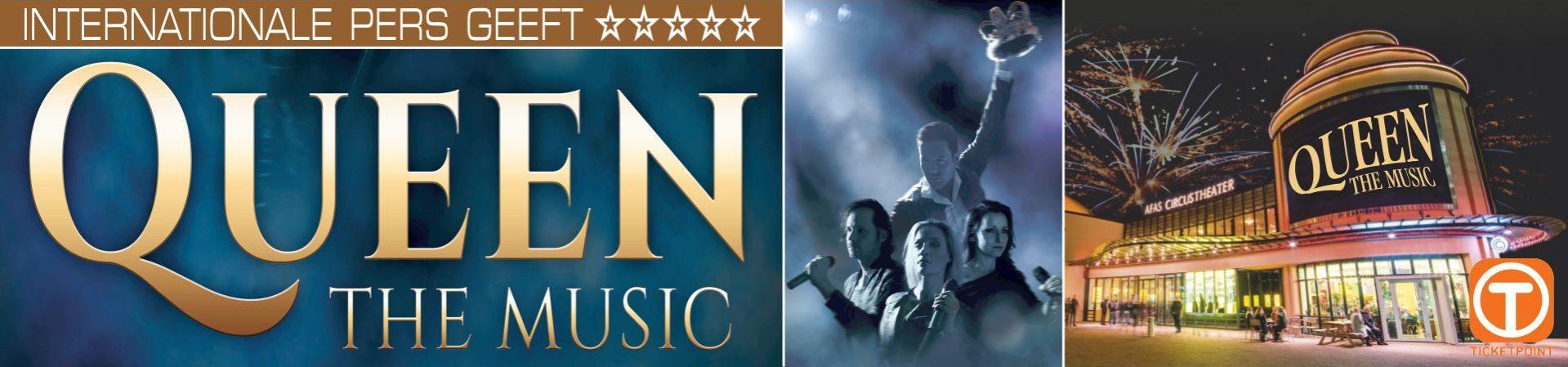 Tickets Queen the Music Scheveningen 2020