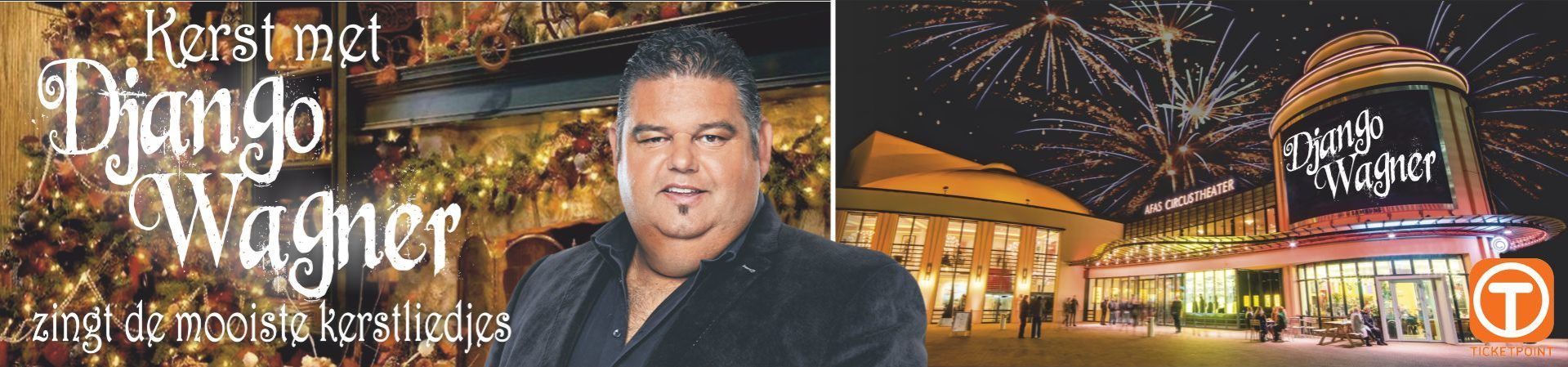 Tickets Django Wagner Kerst 2020