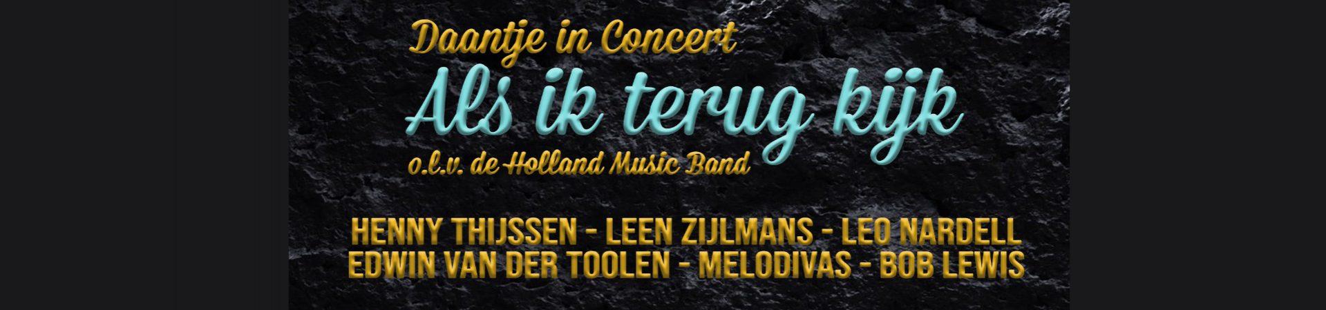 Daantje in Concert online tickets